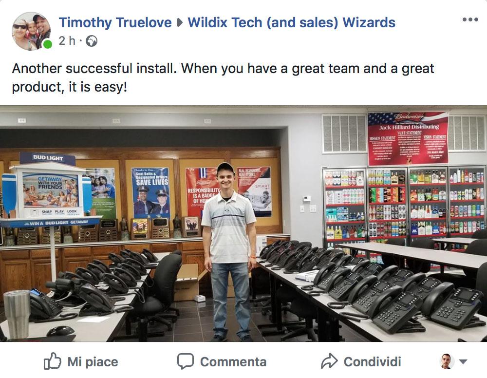 Wildix partners testimonial 6