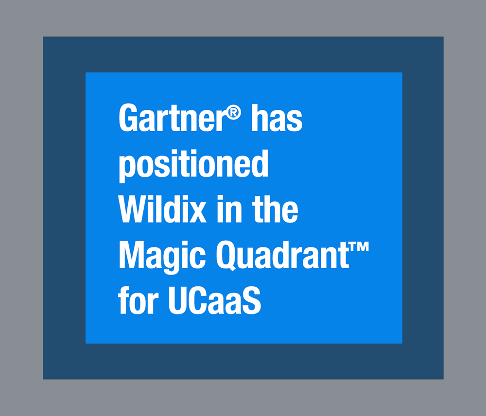Wildix positioned as a Niche Vendor in the 2021 Gartner® Magic Quadrant™ for Unified Communications as a Service, Worldwide